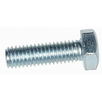 ZINC SCREW   HM  6X20  CL8.8