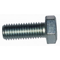 ZINC SCREW   HM 12X30  CL8.8