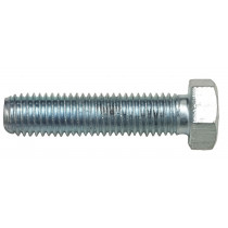 ZINC SCREW   HM 10X50  CL8.8