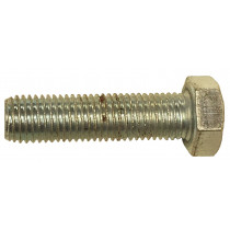 ZINC SCREW HM 10X70  CL8.8