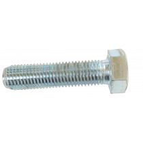 ZINC SCREW HM 20X80  CL8.8