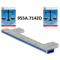 REAR MODULAR ALUMINUM CROSSMEMBER