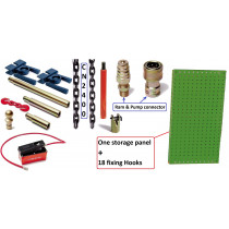 3 POINTS ANCHORING KIT