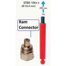 RAM 10T - STROKE of 250 mm