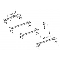 Adaptation KIT for NAJA rail  ONLY  for Lifting Table X-Trac