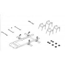 NAJA adaptation for X-Trac lifting table