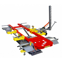 X-Trac Richttisch beidseitig befahrbar- 110 V