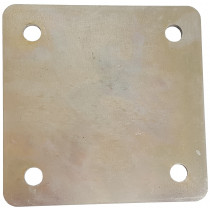 5 mm PLATE for  MZ2500.000