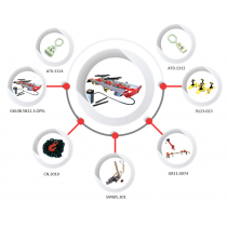 Body Straightening Workstation Griffon XL